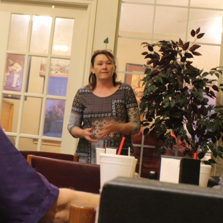 Erath County Paranormal Society holds interest meeting for prospective members.